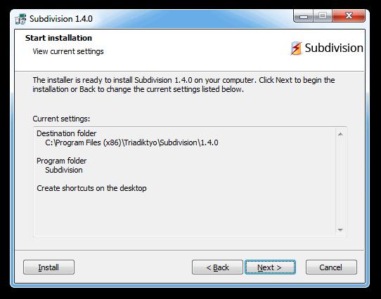 installer-7-overview